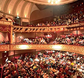 Wolverhampton Grand Theatre Audience