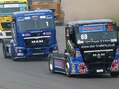 Silverstone Truck Racing