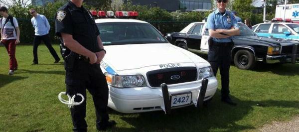 The Cops Arrest Blues Bothers
