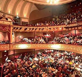 Wolverhampton Grand Theatre Audience
