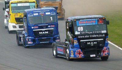 Silverstone Truck Racing